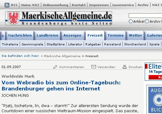 Beste Schlagzeile der dating-Website