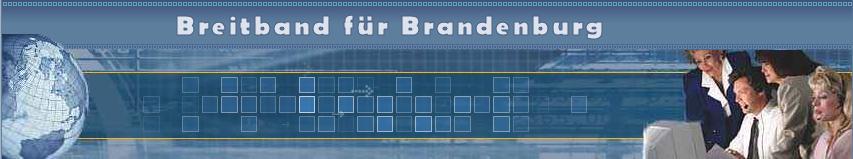 Breitband in Brandenburg
