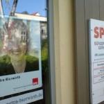 SPD Büro in den Adlerhöfen Bernau