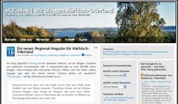 Wir bloggen Märkisch-Oderland