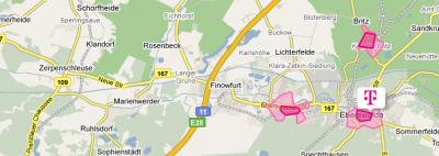 DSL-Ausbau Schorfheide