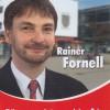 Wahlwerbung des SPD-Kandidaten ...