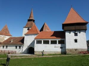 Kirchenburg Arkeden